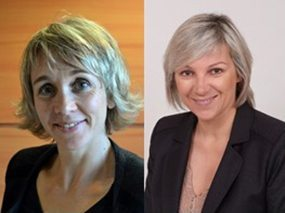 Emmanuelle ROUSSEAU (VAKOM à Bordeaux) et Emmanuelle RONDEAU (VAKOM à Nantes et à Angers)