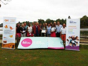 VAKOM QUIMPER, sponsor du Golf de Cornouaille pour le trophée VAKOM Quimper