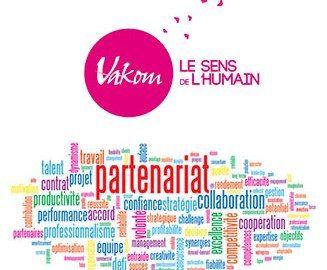 partenariat sponsor VAKOM