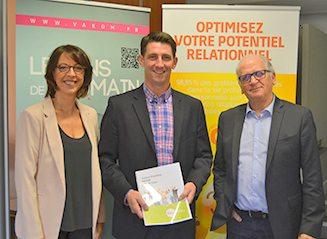 Signature Fabien Bréard avec le réseau VAKOM octobre 2016