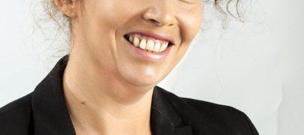 Guénoline Jaunet dirigeante de VAKOM à Evreux