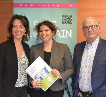 Signature Guénoline Jaunet Franchise VAKOM à Evreux