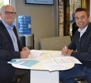 Signature Franchise Vakom Marne la Vallée - Jean Marc GARNIER et Jean-Louis FEL