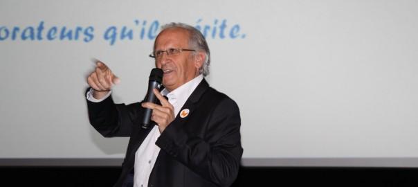 Jean-Louis FEL, Président fondateur de VAKOM, créateur de la méthode OPR ®, auteur du livre «Bien dans sa peau sans vouloir